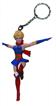 DC Bombshells - Supergirl Keychain | Accessories