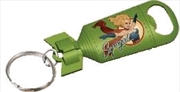DC Bombshells - Supergirl Bottle Opener Keychain | Accessories