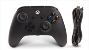 Enhanced Wired Control: Black | XBox One