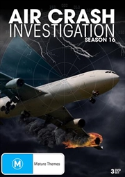 Air Crash Investigations - Season 16