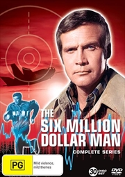 Six Million Dollar Man | Complete Series, The