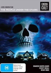 People Under The Stairs, The | DVD