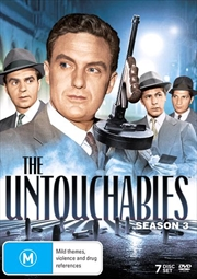 Untouchables - Season 3, The