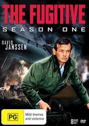 Fugitive - Season 1, The   DVD