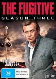 Fugitive - Season 3, The   DVD
