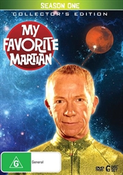 My Favourite Martian - Season 1 - Collector's Edition