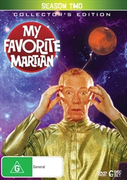 My Favourite Martian - Season 2 - Collector's Edition
