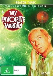 My Favourite Martian - Season 3 - Collector's Edition
