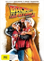 Back  To The Future 2 - Sanity Exclusive | DVD