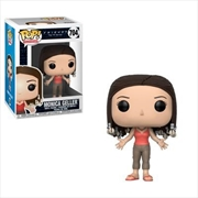 Friends - Monica Geller with Braids Pop! Vinyl | Pop Vinyl