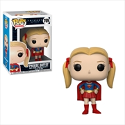 Friends - Phoebe Buffay as Supergirl Pop! Vinyl | Pop Vinyl