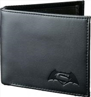 Batman V Superman Logo Wallet | Apparel