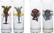 Wonder Woman Movie - Warrior for Peace Tumbler Set