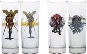 Wonder Woman Movie - Warrior for Peace Tumbler Set | Merchandise