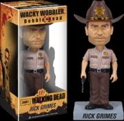 Rick Grimes Wacky Wobbler | Merchandise