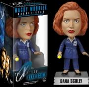 Dana Scully Wacky Wobbler