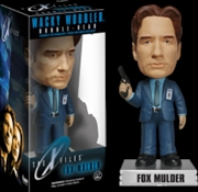 Fox Mulder Wacky Wobbler