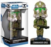 Commander Gree Wacky Wobbler | Merchandise