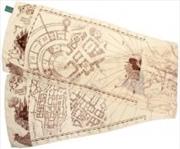 Marauders Map Scarf