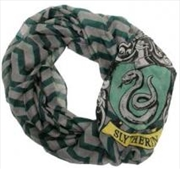 Slytherin Infinity Scarf | Apparel