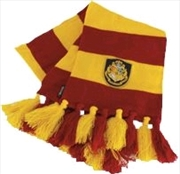 Hogwarts Knit Scarf | Apparel
