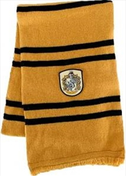 Hufflepuff House Scarf | Apparel