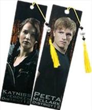 Katniss And Peeta Bookmarks | Merchandise