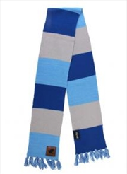 Ravenclaw Patch Striped Scarf | Apparel