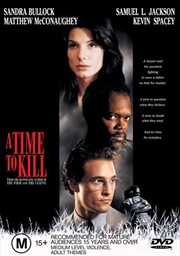 Time To Kill, A | DVD