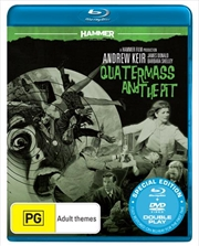 Quatermass And The Pit | Blu-ray + DVD