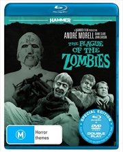 Plague Of The Zombies | Blu-ray + DVD, The