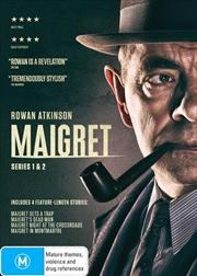 Maigret - Series 1-2 | Boxset