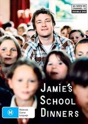 Jamie's School Dinners | DVD