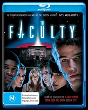 Faculty, The | Blu-ray