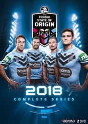 State Of Origin 2018 | DVD