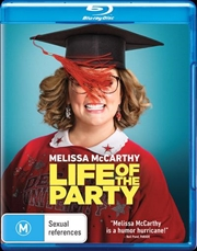 Life Of The Party | Blu-ray
