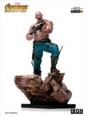 Drax 1 To 10 Scale Statue | Merchandise