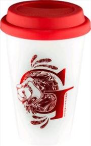 Gryffindor Foil Logo Keep Cup | Merchandise
