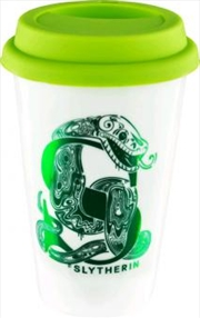Slytherin Foil Logo Keep Cup