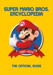 Super Mario Bros Encyclopedia | Books