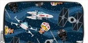 Star Wars - X-Wing Fighter Zip Around Wall
