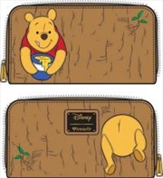 Winnie the Pooh - Pooh in Tree Zip-Around Wallet
