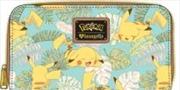 Pokemon - Pikachu Zip Around Wallet