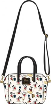 Disney - Mickey Print Duffle Bag
