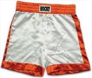 Rocky Balboa Boxing Trunks | Apparel
