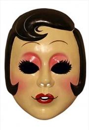 Pin Up Girl Vacuform Mask