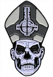 Papa Emeritus Ii Enamel Pin