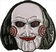 Billy Puppet Enamel Pin