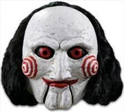 Billy Puppet Deluxe Mask | Apparel
