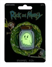 Ghost In Jar Glow In The Dark | Merchandise